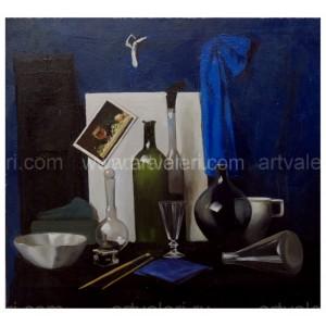 «Синий натюрморт»