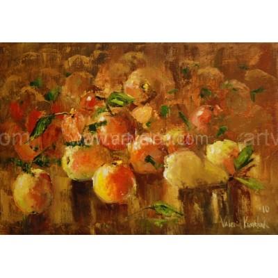 «Яблоки после дождя»