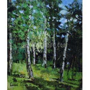 «В лесу»