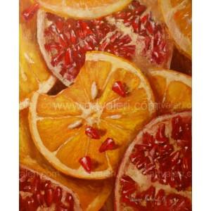 «Гранаты и апельсины»